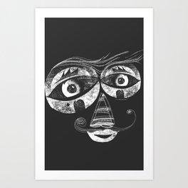 Etno Art Print