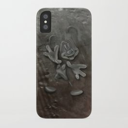 Mickey in Carbonite iPhone Case