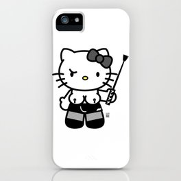Hello Hoe - Call me Ditta! iPhone Case
