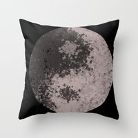 ying yang Throw Pillows featuring Ying Yang by Meg Gerena