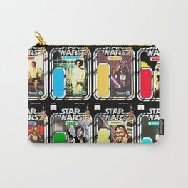 First 12 Cardback Display Star War Vintage Poster Carry-All Pouch