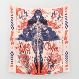 Miss Universe Wall Tapestry