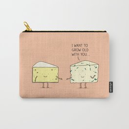 Matured cheese Carry-All Pouch