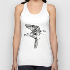 Fly. Unisex Tank Top
