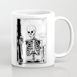 Skelfie Coffee Mug