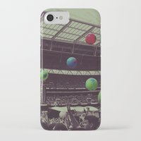 coldplay iPhone & iPod Cases featuring Coldplay at Wembley by Efua Boakye