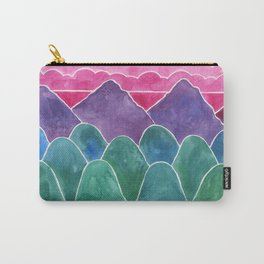The Happy Place Enchanted Land Carry-All Pouch