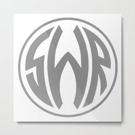 SWR new Metal Print