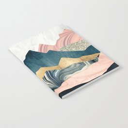 Plush Peaks Notebook