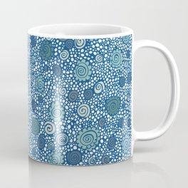 Pebbles and Shells Coffee Mug