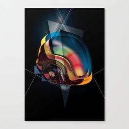 "Daft ""guy"" Punk Canvas Print"