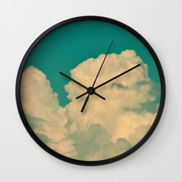 Reach For The Sky! Wall Clock