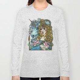 Unicorn Guide Long Sleeve T-shirt