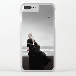 Vík í Mýrdal Clear iPhone Case