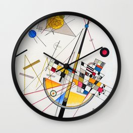Delicate Tension - Digital Remastered Edition Wall Clock