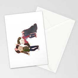 HALF SHIFT Stationery Cards