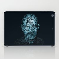 walter white iPad Cases featuring Walter White by AGNOLAS