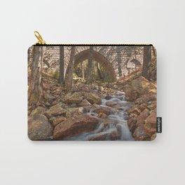 Hadlock Bridge Brook Carry-All Pouch
