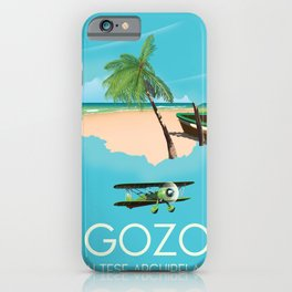 Gozo , Maltese archipelago iPhone Case