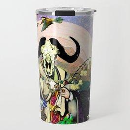 Bull Worship Travel Mug