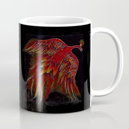 Creature of Fire (The Firebird) Coffee Mug
