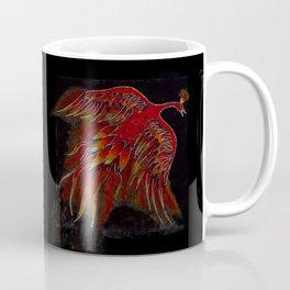 Creature of Fire (The Firebird) Coffee Mug