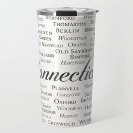 Connecticut Travel Mug