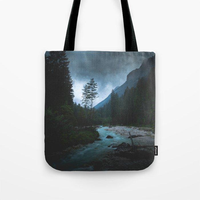 Landscape Mood #creek Tote Bag