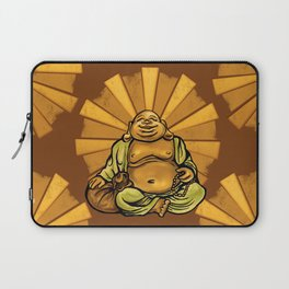 What Would Buddha Do? Laptop Sleeve