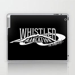 Whistler Mancation 2013 Laptop & iPad Skin