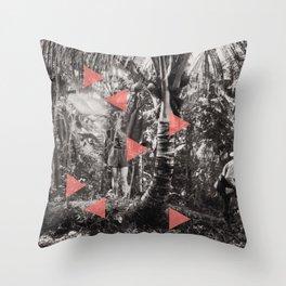 SEV/T Throw Pillow