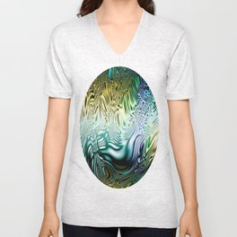 The Colors of the Wind Unisex V-Neck