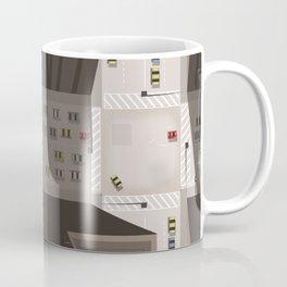 Chicago City travel poster Coffee Mug