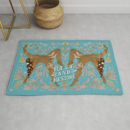 Rest and Restore Rug