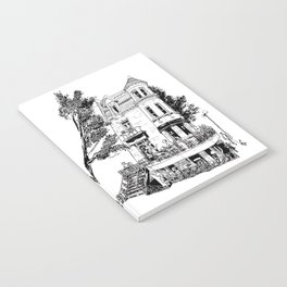 Fantasy of Saint Denis and Roy Notebook