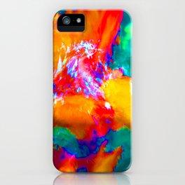 Trippy Fish iPhone Case