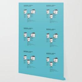 Buchbinden – Merkmale Broschur und Buch (in German) Wallpaper