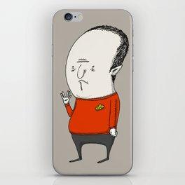 Star Trek Fan iPhone Skin