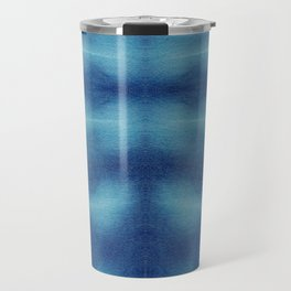 Tsuna Shibori Travel Mug