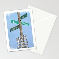 Springstreets Stationery Cards