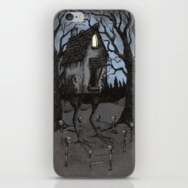 House of Baba Yaga iPhone Skin