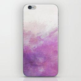 Pastel haze iPhone Skin