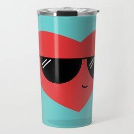 Cool Heart Travel Mug