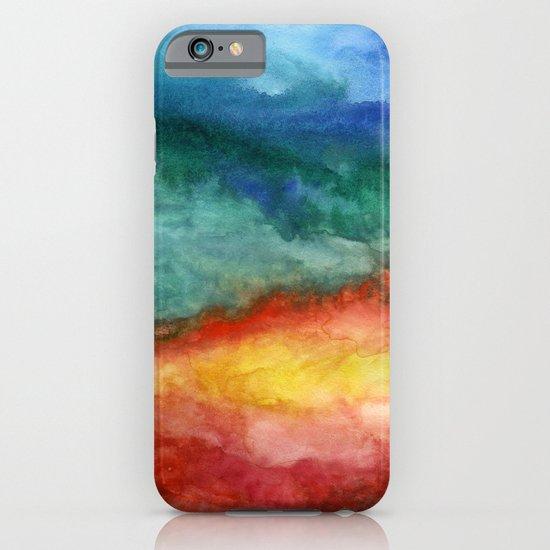 Leaving California iPhone & iPod Case