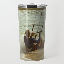 Kitesurfing Travel Mug
