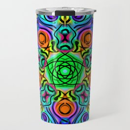 Downbeat (Twilight) Travel Mug