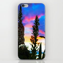 dramatic nature iPhone Skin
