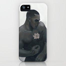 Gardenia iPhone Case