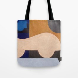 Visiting Henry Moore Tote Bag