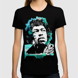 JIMI - 3 portraits T-shirt